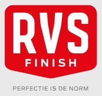Glasparelen kan op een kwalitatieve manier worden gedaan bij RVS Finish